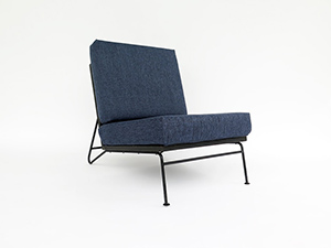 Swiss easy chair